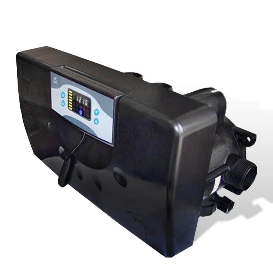 Блок управления Runxin ТМ.F88А TWIN - умягчение, до 10 м3/ч