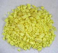 Сера газовая сорт 9998 ГОСТ 127.1-93 Казахстан 99,9% (чешуя)