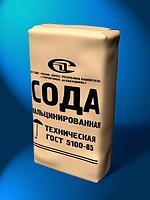 Сода кальцинированная марка Б ГОСТ 5100-85(99,5%) Россия