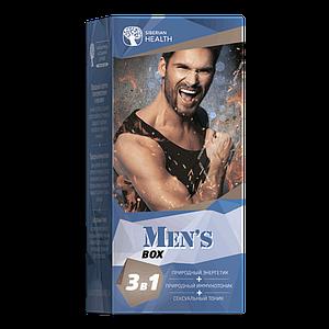 """""""Men's Box"""" витаминный комплекс с пантогематогеном"""