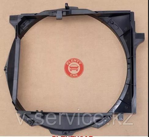 Диффузор радиатора M103(124 500 06 55)(MB)