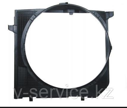 Диффузор радиатора M103(124 500 07 55)(MB)