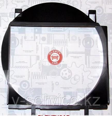 Диффузор радиатора M111(202 505 14 55)(MB)