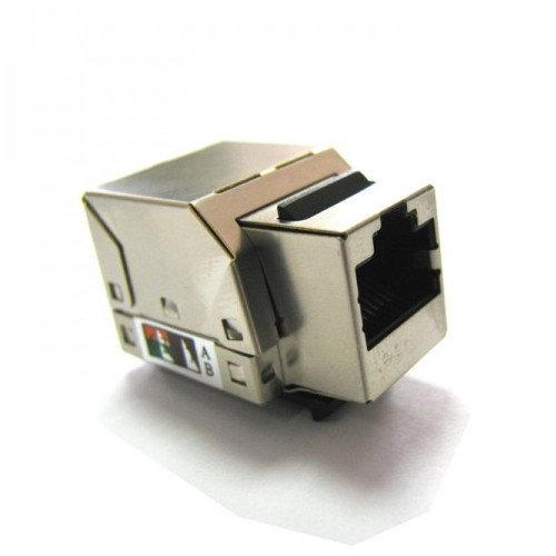 Linkbasic JKB06-SC5E Розеточный модуль 5е FTP 1xRJ45 Keystone jack 90о
