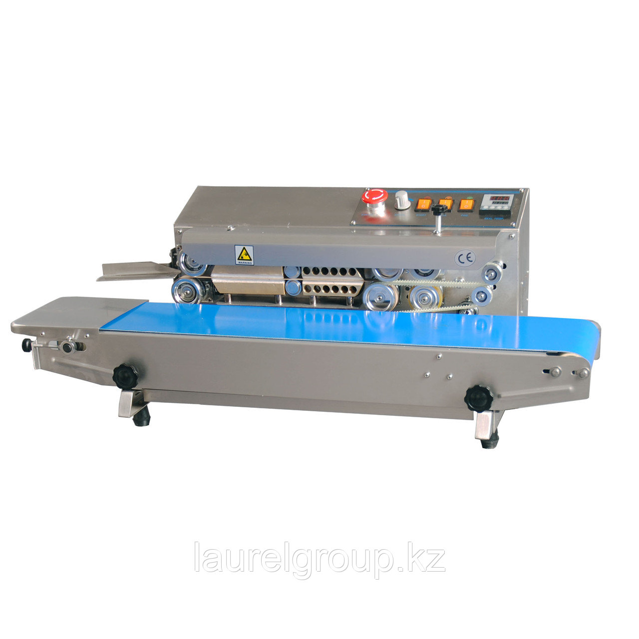 Конвейерный запайщик пакетов горизонтальный FR-770I (нерж)