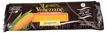 Макаронные изделия LE VENEZIANE «Спагетти», без глютена, 250 г