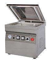 Настольная вакуум-упаковочная машина DZ 400/2Т нерж.сталь