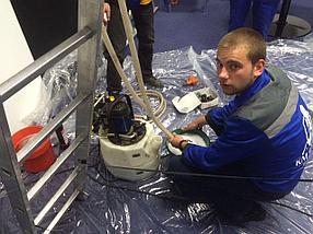 Химическая неразборная чистка пластинчатых теплообменников, котлов и радиаторов