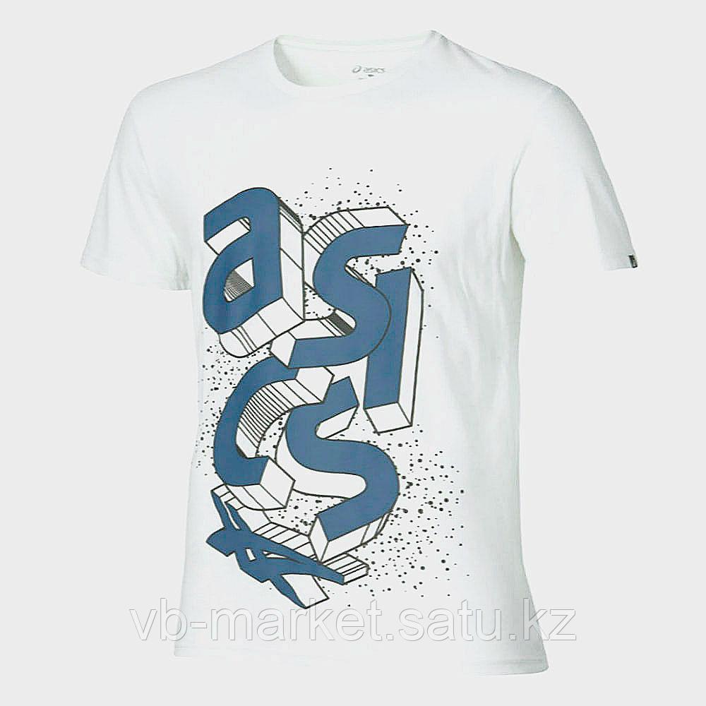 Футболка ASICS BLOCK SS TOP