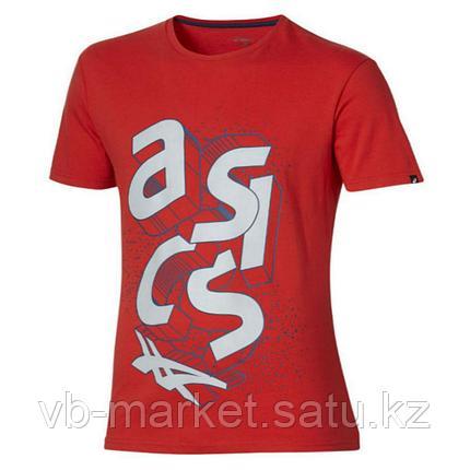 Футболка ASICS BLOCK SS TOP, фото 2