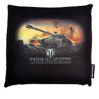 """Мягкая подушка-антистресс """"World Of Tanks"""",25 см × 28 см × 15 см"""