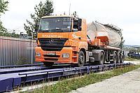Весы автомобильные ВАК-18 (12, 6)