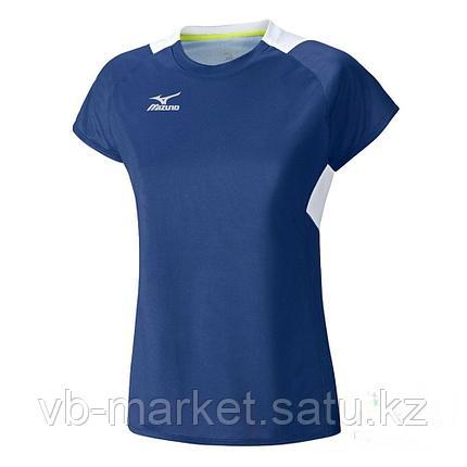 Беговая футболка MIZUNO WOMEN'S TRAD TEE W, фото 2