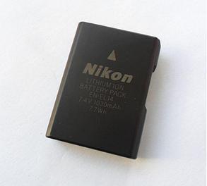 Аккумуляторы EN-EL14 на Nikon D600 D610 D750 D800 D800E D810 D3100 D3200 D7000, фото 2