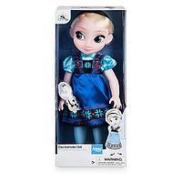 Кукла Эльза в детстве из м/ф  «Холодное сердце»