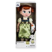 Кукла Анна в детстве из м/ф  «Холодное сердце»