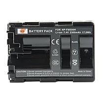 NP-FM500H  (2900 mAh/ 7.4V 21.5 Wh) аккумуляторы на видеокамеры SONY от DEST, фото 3