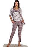 Женская пижама - тройка. Россия. , фото 2
