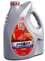 Лукойл Люкс полусинтетика   Sae 5-40