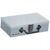 Ящик для инструмента 284 х 160 х 78 мм металлический MATRIX 906055 (002)