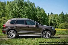 Пороги, подножки Volkswagen Touareg 2010-2014