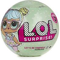 "Куклы Лол, LOL Surprise ""Кукла-сюрприз в шарике"", series-2 wave-1, фото 1"