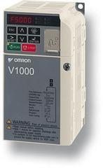 CIMR-VC4A0004BAA  (Inverter V1000, 400 V, ND: 4,1 A / 1,5 kW, HD: 3,4 A / 0,75 kW, IP20)