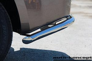 Защита задняя уголки D 60,3 Suzuki Grand Vitara 2012-