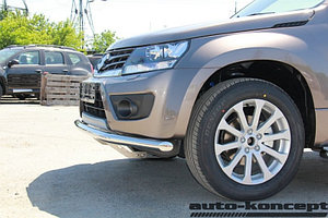 Защита передняя D 60,3 Suzuki Grand Vitara 2012-
