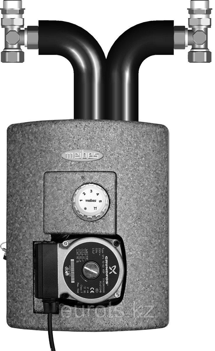 Thermix с термостатическим приводом смесителя, диапазон настройки 25-50 °С