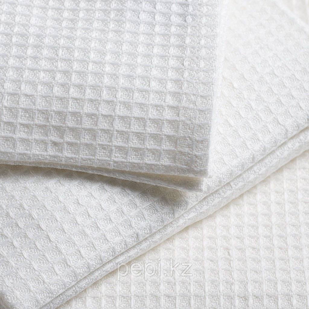 Вафельное полотенце  80см