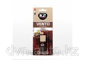 "Ароматизатор K2 ""VENTO"" флакон с деревянной крышкой  кола"