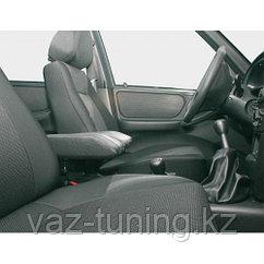 Подлокотник центральный к передним креслам (комплект 2 шт) ВАЗ 2123RS