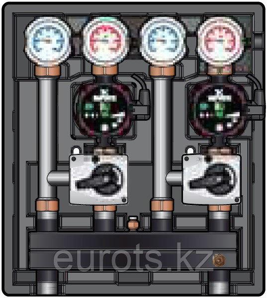 KOMBIMIX. Насосно-смесительные модули до 40 квт. Модификация MK-ST/MK-ST