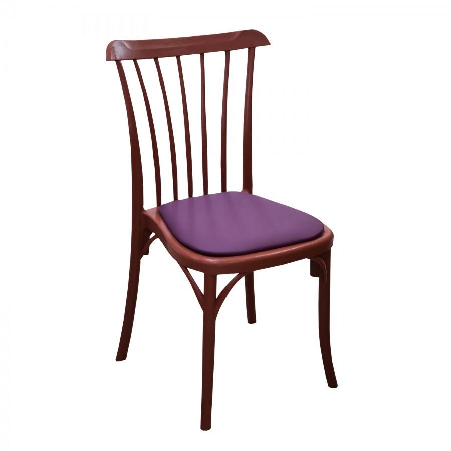 Стул Gozo Chair Brick (с мягким элементом)