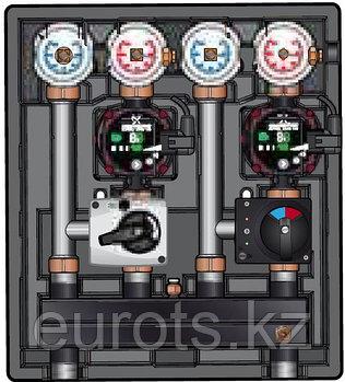 KOMBIMIX. Насосно-смесительные модули до 40 квт. Модификация MK-ST/MK-STM