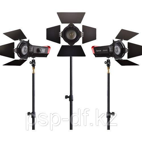 Комплект светодиодных осветителей Aputure LS-mini20 ddc 3-Light Flight Kit with Stands