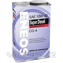 Моторное масло ENEOS SUPER DIESEL 10w-40 semi-synthetic 0,94 л