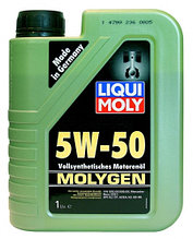 Моторное масло LIQUI MOLY MOLYGEN 5W50 1 L