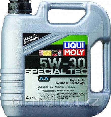 Моторное масло LIQUI MOLY SPECIAL ТЕС АА 5W30 4L, фото 2
