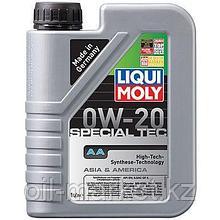 Моторное масло LIQUI MOLY SPECIAL ТЕС АА 0W20 1L