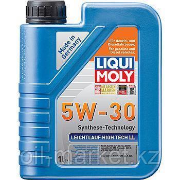 Моторное масло LIQUI MOLY LEICHTLAUF SPECIAL TEC SAE 5W-30 1L, фото 2