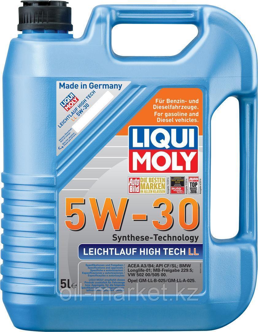 Моторное масло LIQUI MOLY LEICHTLAUF SPECIAL TEC SAE 5W-30 5L