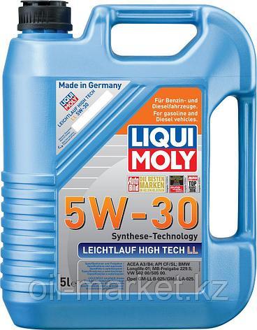 Моторное масло LIQUI MOLY LEICHTLAUF SPECIAL TEC SAE 5W-30 5L, фото 2