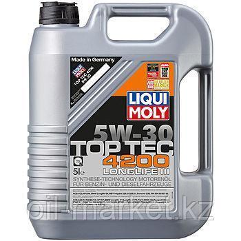 Моторное масло LIQUI MOLY ТОР ТЕС 4200 5W30 5л