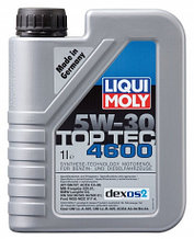 Моторное масло LIQUI MOLY ТОР ТЕС 4600 5W-30 1л