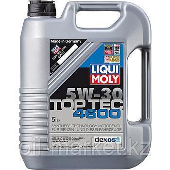 Моторное масло LIQUI MOLY ТОР ТЕС 4600 5W-30 5л