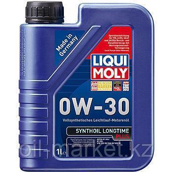 Моторное масло LIQUI MOLY SYNTHOIL LONGT.PLUS 0W-30 1л