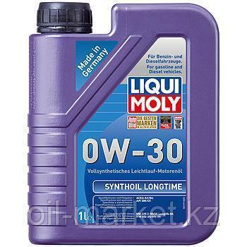 Моторное масло LIQUI MOLY SYNTHOIL LONGTIME 0W-30 1л, фото 2