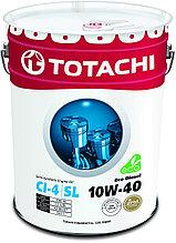 Моторное масло TOTACHI Eco Diesel Semi-Synthetic CI-4/CH-4/SL 10W-40 20L